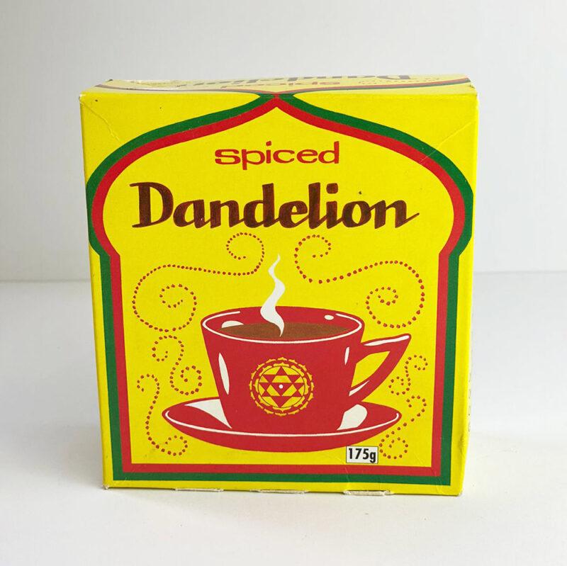 Spiced Dandelion Chai