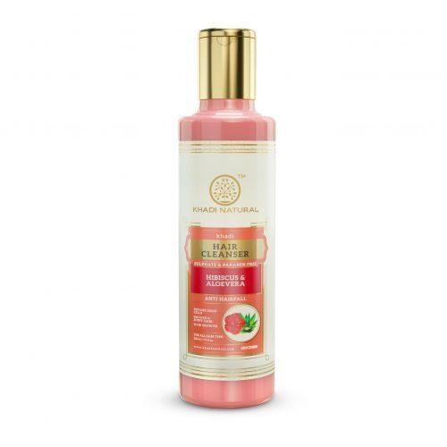 Hibiscus & Aloevera Hair Cleanser