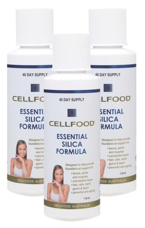 Cell Food ESSENTIAL SILICA FORMULA
