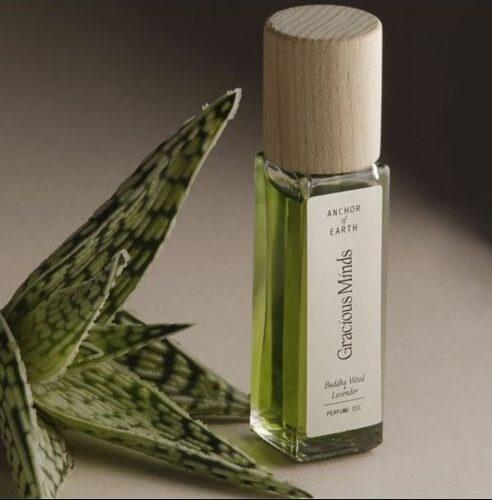 Anchor of the Earth Perfume Oil