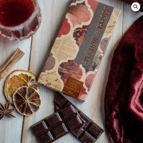 Spiced Rum Dark Chocolate